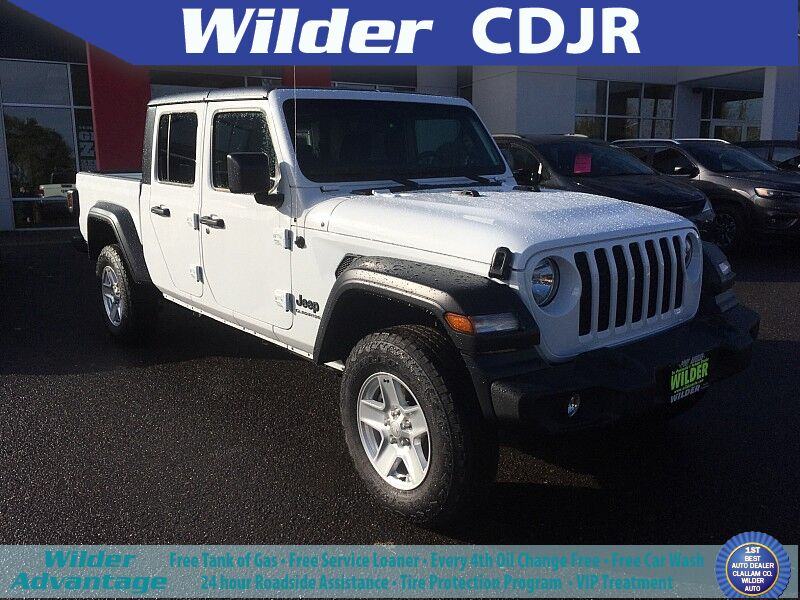 2020 Jeep Gladiator SPORT S 4X4 Port Angeles WA