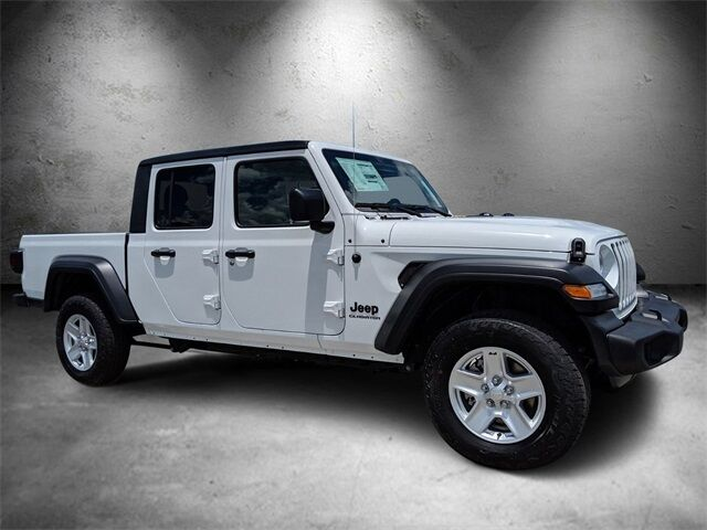 2020 Jeep Gladiator SPORT S 4X4 Lake Wales FL