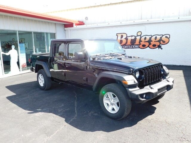 2020 Jeep Gladiator Sport 4x4 Fort Scott KS