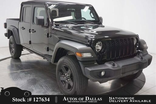2020_Jeep_Gladiator_Sport BACK-UP CAMERA,KEY-GO,17IN WHLS_ Plano TX