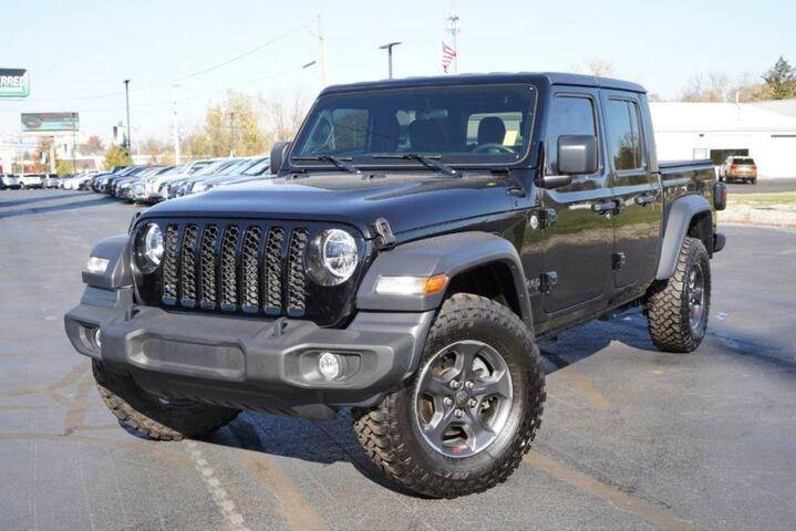 2020 Jeep Gladiator Sport Fort Wayne Auburn and Kendallville IN