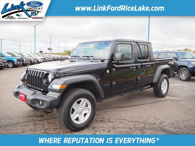 2020 Jeep Gladiator Sport Rice Lake WI