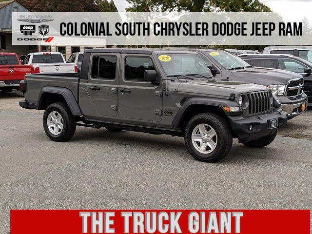 2020 Jeep Gladiator Sport S 4x4 Dartmouth MA