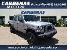 2020_Jeep_Gladiator_Sport S_ Brownsville TX