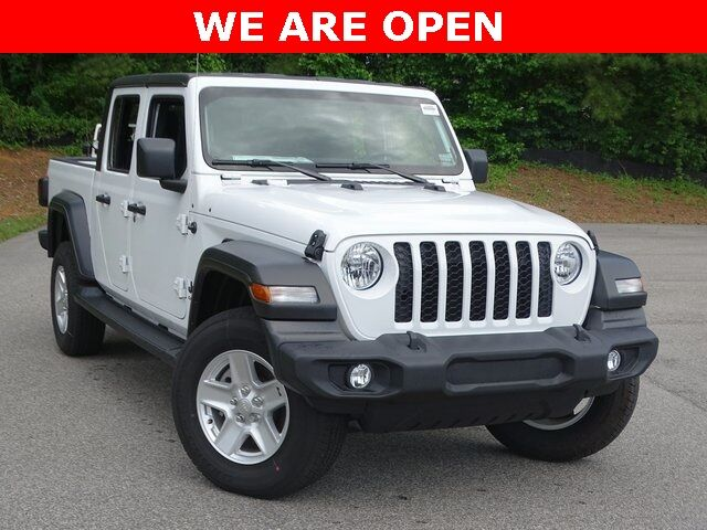 2020 Jeep Gladiator Sport S Raleigh NC