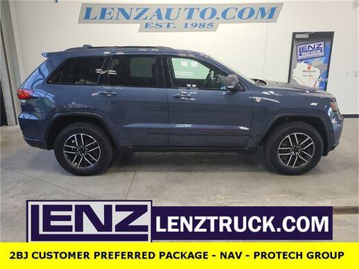 2020_Jeep_Grand Cherokee_4WD Trailhawk_ Fond du Lac WI
