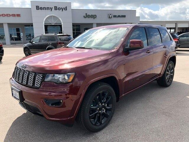 2020 Jeep Grand Cherokee ALTITUDE 4X2 Lockhart TX