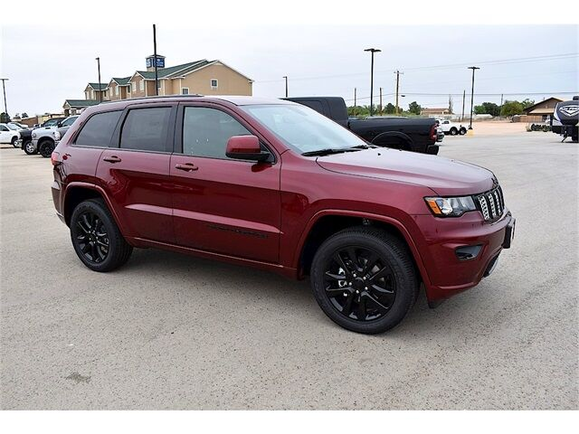 2020 Jeep Grand Cherokee ALTITUDE 4X2 Andrews TX