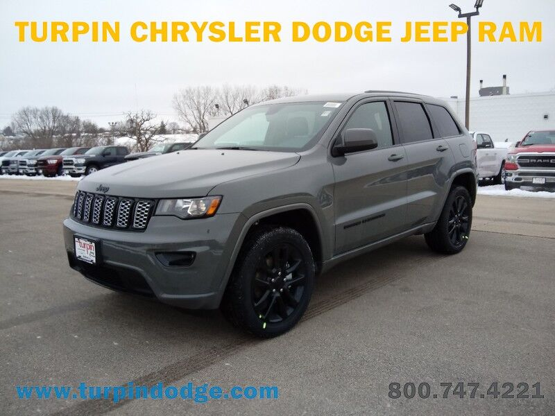 2020 Jeep Grand Cherokee ALTITUDE 4X4 Dubuque IA