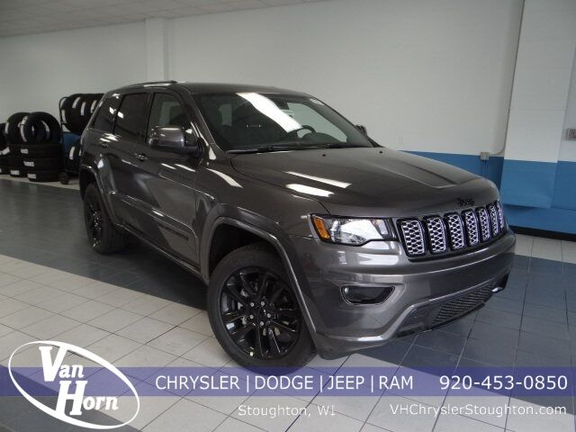 2020 Jeep Grand Cherokee ALTITUDE 4X4 Stoughton WI