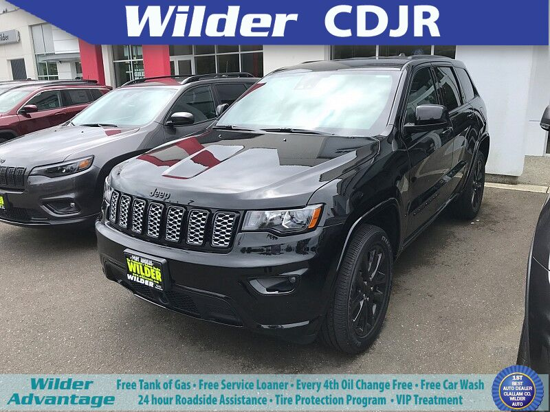 2020 Jeep Grand Cherokee ALTITUDE 4X4 Port Angeles WA