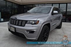 2020_Jeep_Grand Cherokee_Altitude / 4X4 / Auto Start / Power & Heated Suede Seats / Heated Steering Wheel / Navigation / Blind Spot Alert / Keyless Entry & Start / Bluetooth / Back Up Camera / 25 MPG / Only 1k Miles / 1-Owner_ Anchorage AK