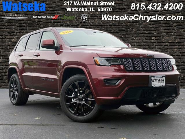 2020 Jeep Grand Cherokee Altitude Dwight IL