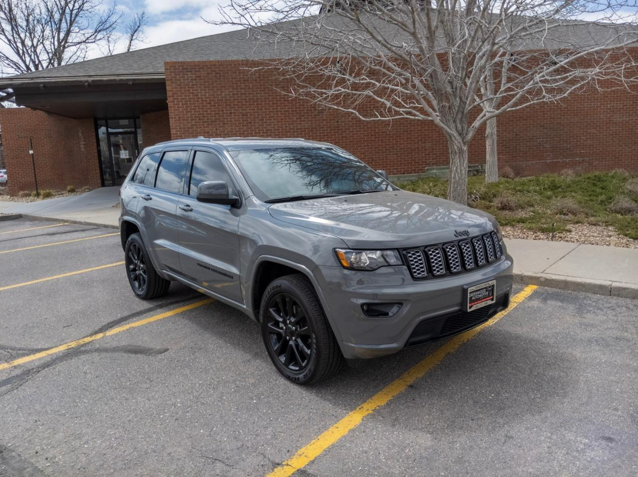 2020 Jeep Grand Cherokee Altitude Greenwood Village CO