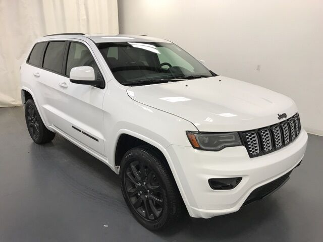 2020 Jeep Grand Cherokee Altitude Holland MI