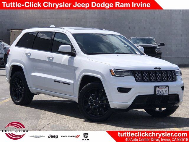 2020 Jeep Grand Cherokee Altitude Irvine CA