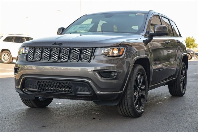 2020 Jeep Grand Cherokee Altitude Las Vegas NV