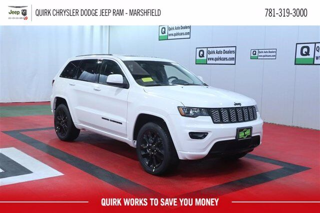 2020 Jeep Grand Cherokee Altitude Marshfield MA