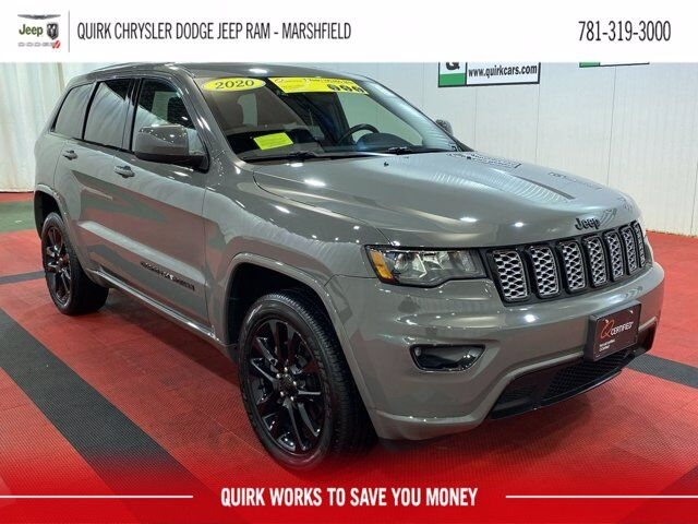 2020 Jeep Grand Cherokee Altitude 4x4 Marshfield MA