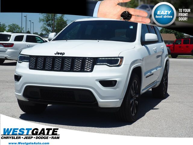 2020 Jeep Grand Cherokee Altitude Plainfield IN