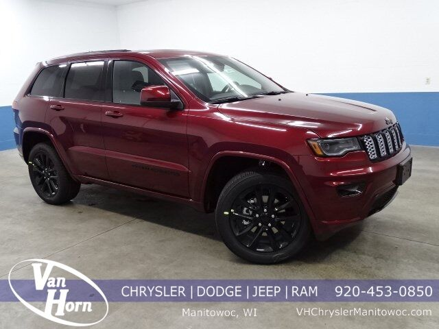 2020 Jeep Grand Cherokee Altitude Plymouth WI
