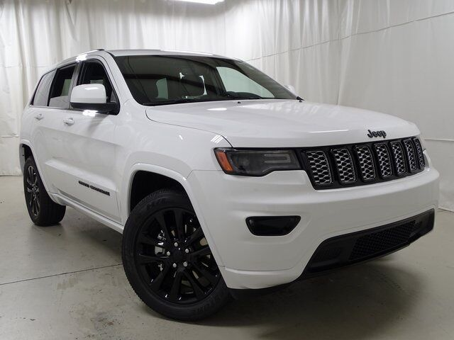 2020 Jeep Grand Cherokee Altitude Raleigh NC