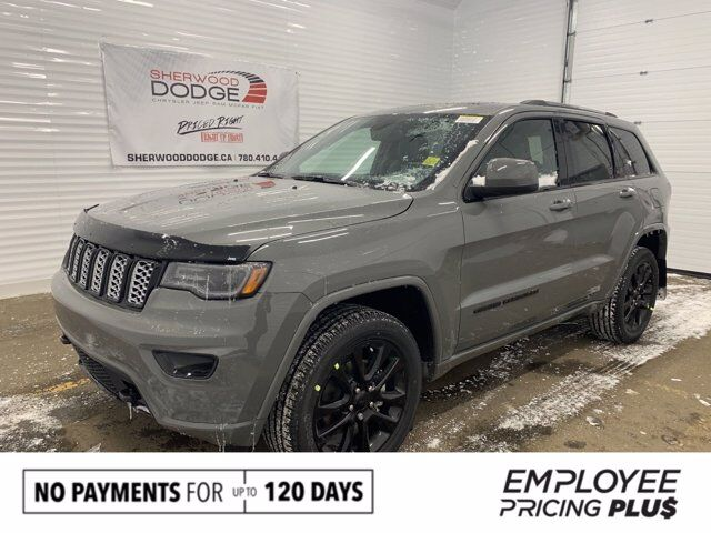 2020 Jeep Grand Cherokee Altitude Sherwood Park AB