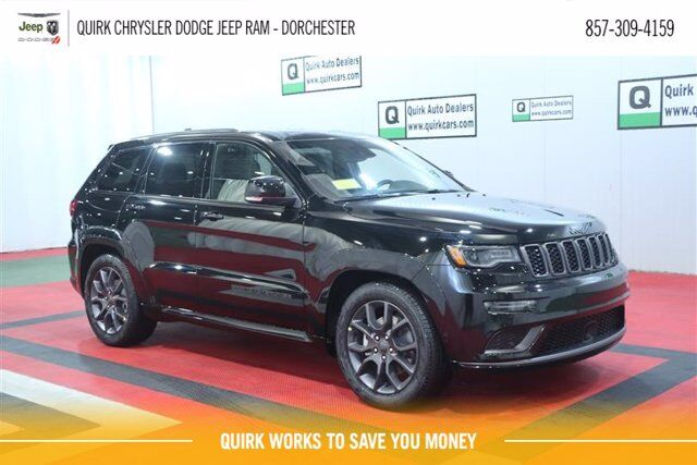 2020 Jeep Grand Cherokee HIGH ALTITUDE 4X4 Boston MA