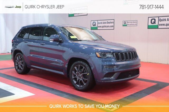 2020 Jeep Grand Cherokee HIGH ALTITUDE 4X4 Braintree MA