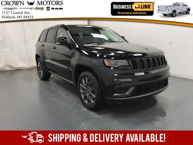 2020 Jeep Grand Cherokee HIGH ALTITUDE 4X4 Holland MI