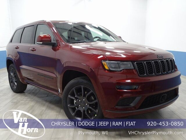 2020 Jeep Grand Cherokee HIGH ALTITUDE 4X4 Plymouth WI