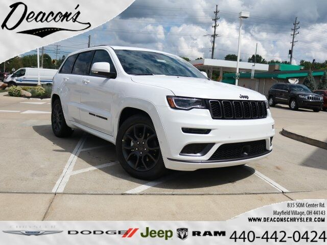 2020 Jeep Grand Cherokee HIGH ALTITUDE 4X4 Mayfield Village OH