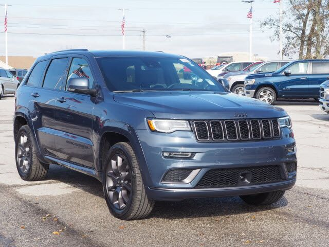 2020 Jeep Grand Cherokee HIGH ALTITUDE 4X4 Plainfield IN