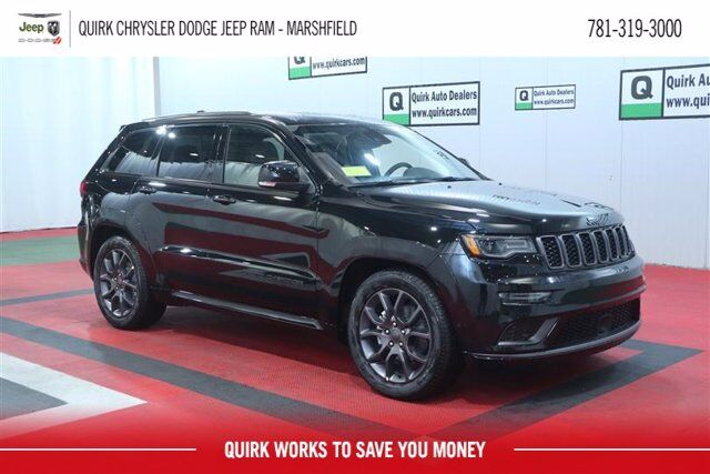 2020 Jeep Grand Cherokee HIGH ALTITUDE 4X4 Marshfield MA