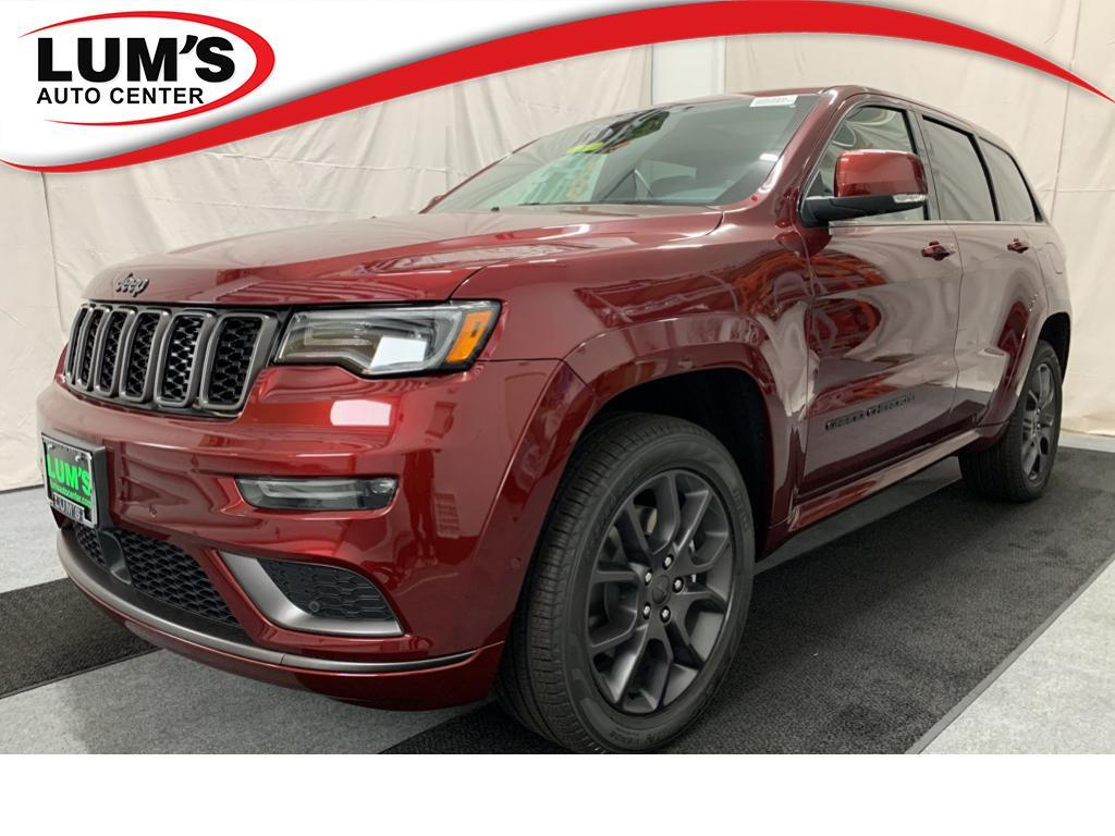 2020 Jeep Grand Cherokee HIGH ALTITUDE 4X4 Warrenton OR