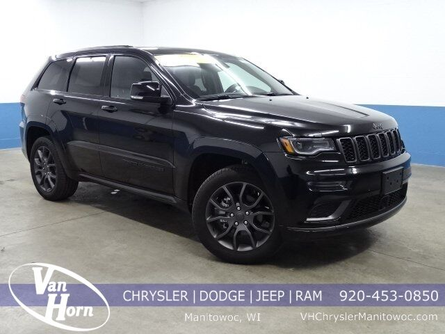 2020 Jeep Grand Cherokee High Altitude Manitowoc WI