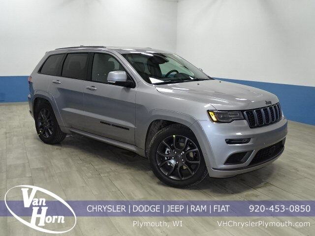 2020 Jeep Grand Cherokee High Altitude Plymouth WI