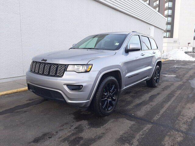 2020 Jeep Grand Cherokee LARE Calgary AB
