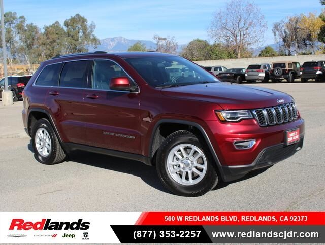 2020 Jeep Grand Cherokee LAREDO E 4X2