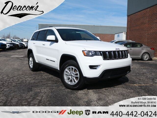2020 Jeep Grand Cherokee LAREDO E 4X4 Mayfield Village OH
