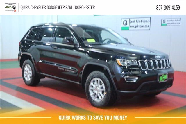2020 Jeep Grand Cherokee LAREDO E 4X4 Boston MA