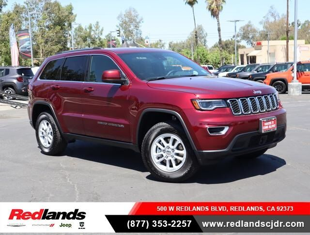2020 Jeep Grand Cherokee LAREDO E 4X4 Redlands CA
