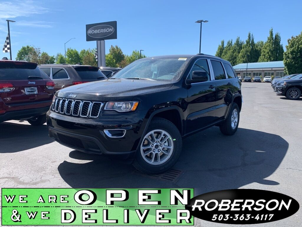 2020 Jeep Grand Cherokee LAREDO E 4X4 Salem OR