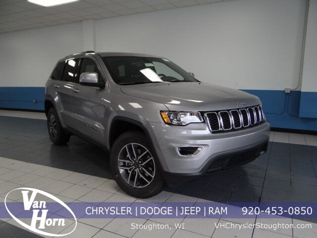 2020 Jeep Grand Cherokee LAREDO E 4X4 Stoughton WI