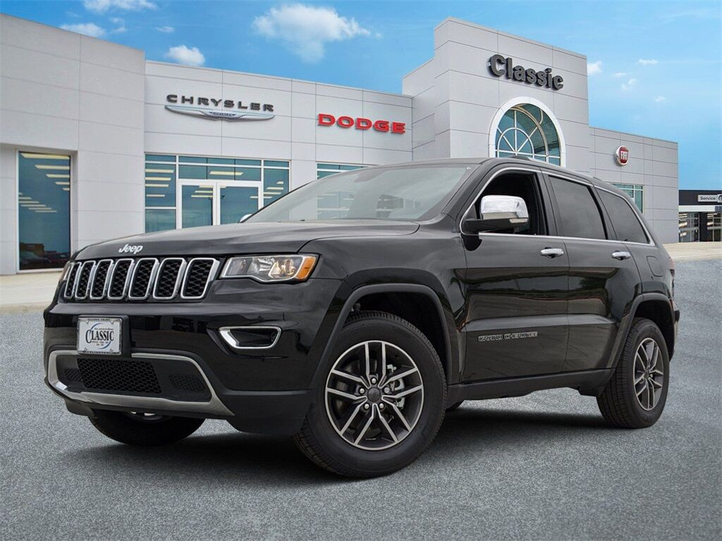 2020 Jeep Grand Cherokee LIMITED 4X2 Arlington TX