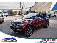 2020_Jeep_Grand Cherokee_LIMITED 4X2_ El Paso TX