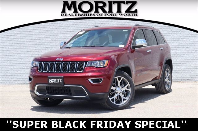 2020 Jeep Grand Cherokee LIMITED 4X2 Fort Worth TX