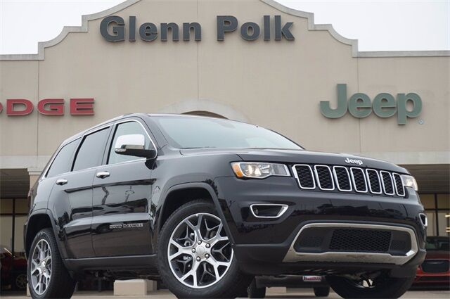 2020 Jeep Grand Cherokee LIMITED 4X2 Gainesville TX