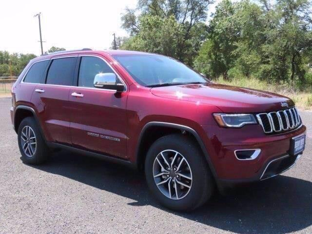 2020 Jeep Grand Cherokee LIMITED 4X2 Lampasas TX
