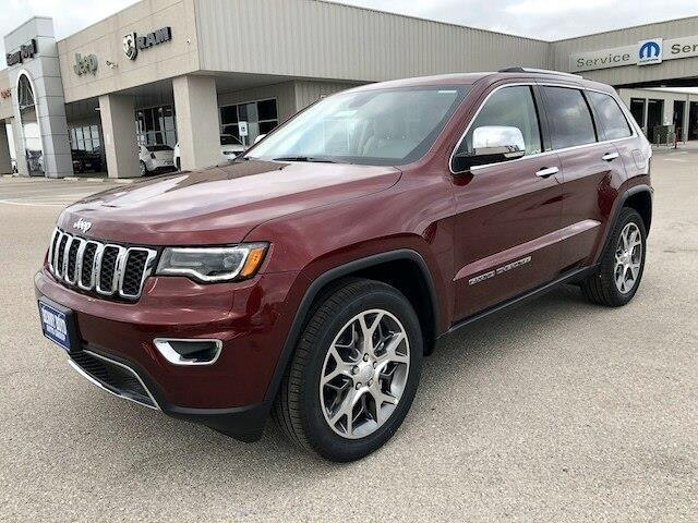 2020 Jeep Grand Cherokee LIMITED 4X2 Gonzales TX
